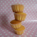 stapel mini cupcakes