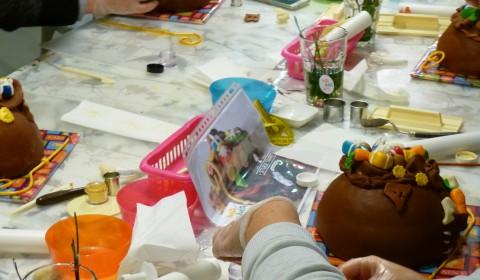 Sint workshop Mamamo sintzak vullen
