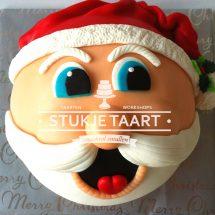 kerstman taartworkshop